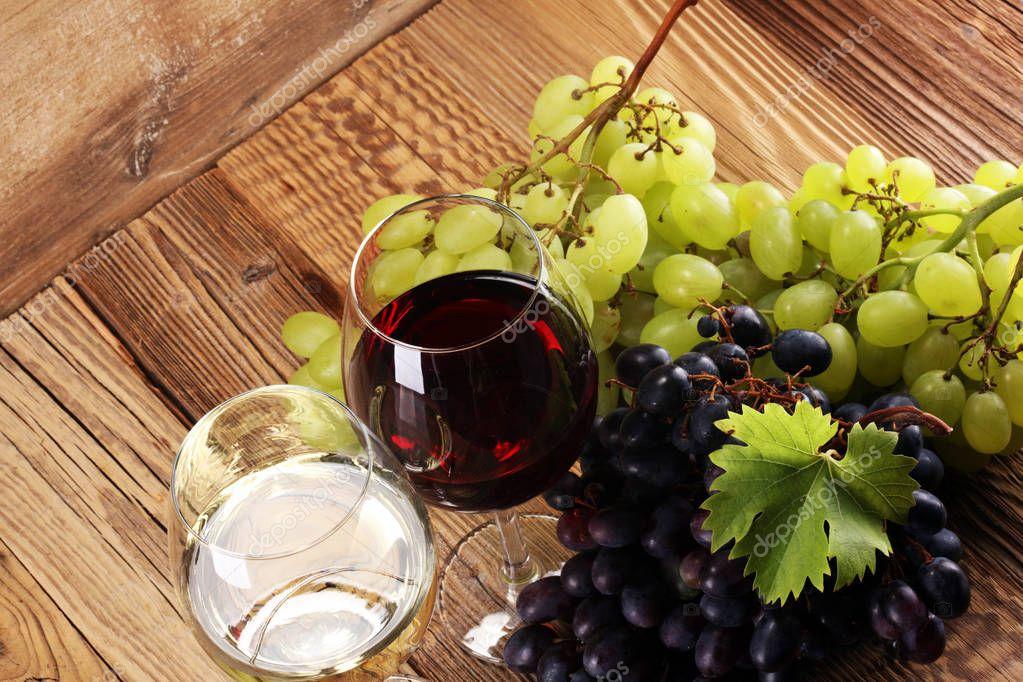 Виноград из которого делают вино